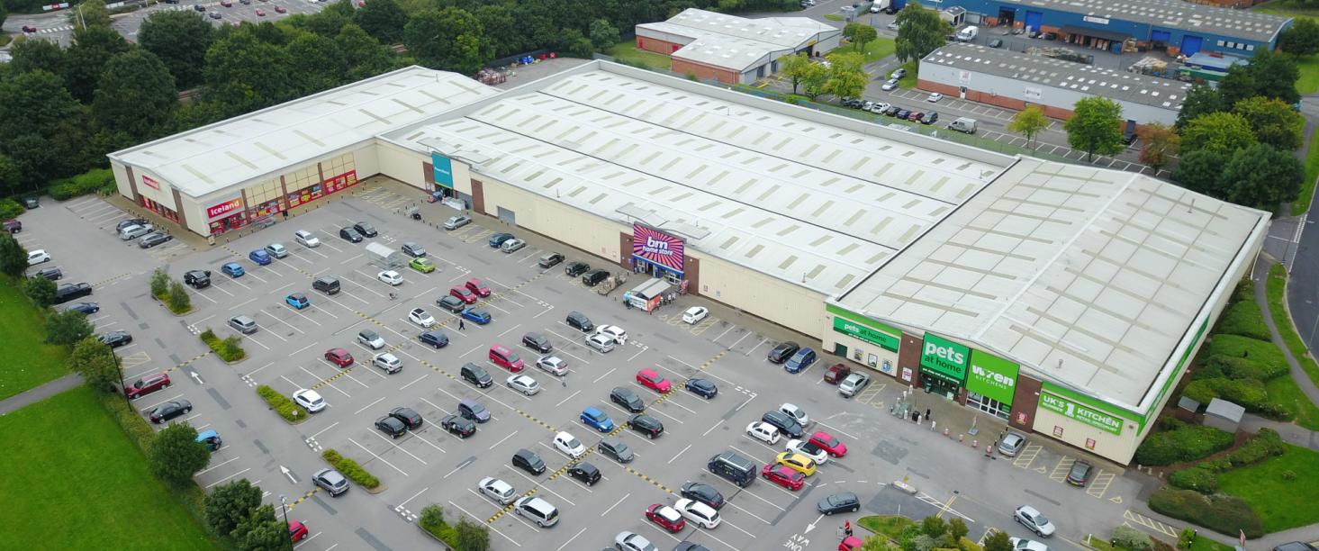 Netto Thorne Road Retail Park available to let, lease, assignment, TJ Hughes